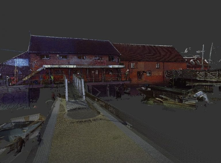 Historic building survey for mill's lottery funding application