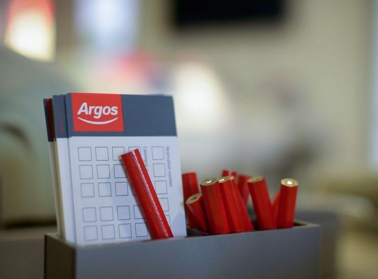 StoreSpace® software enhances Argos' retail space management