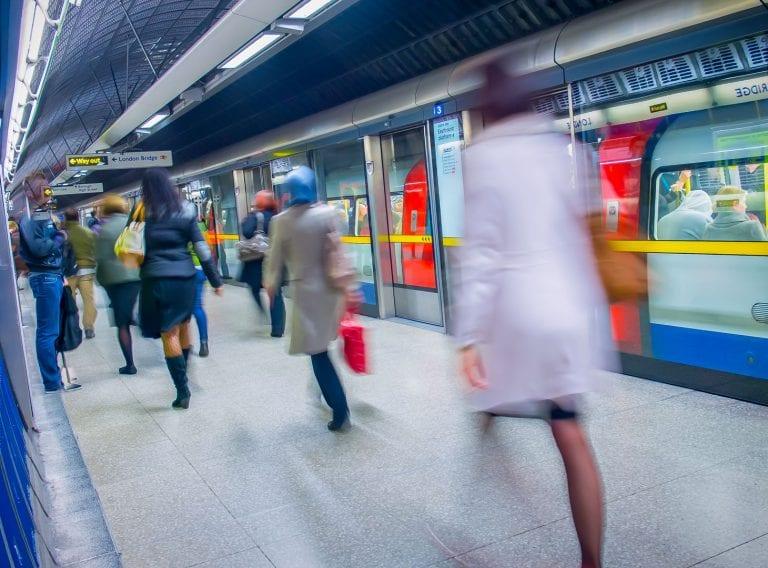 Digitising drawings of London Underground stations