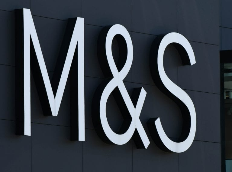 Marking 10 years working with Marks & Spencer as a StoreSpace® customer