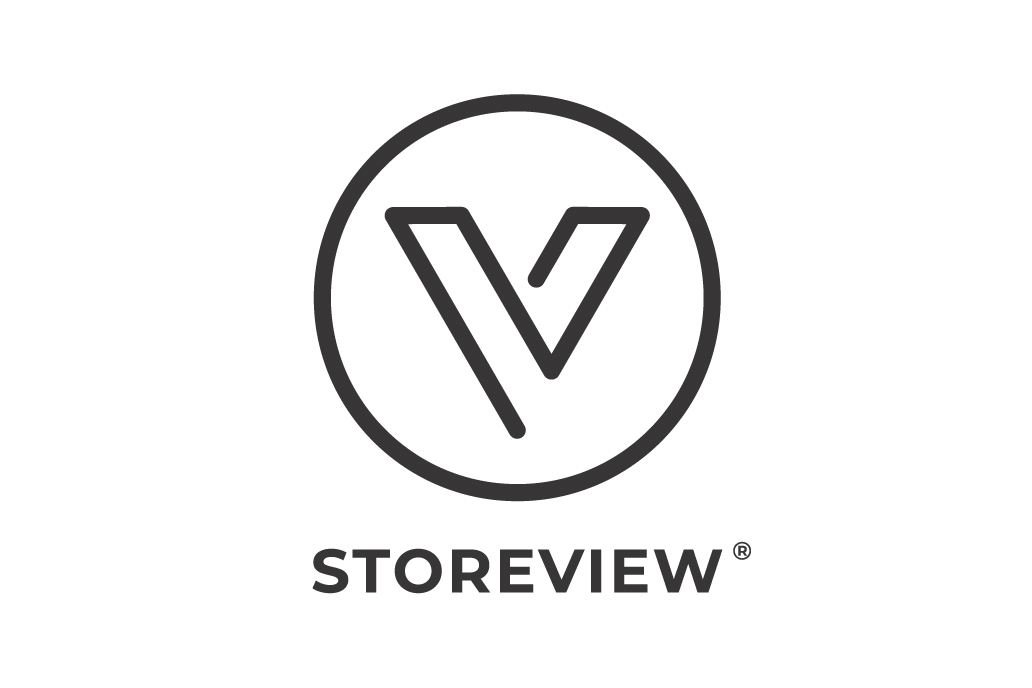 StoreView® 360 virtual tours logo