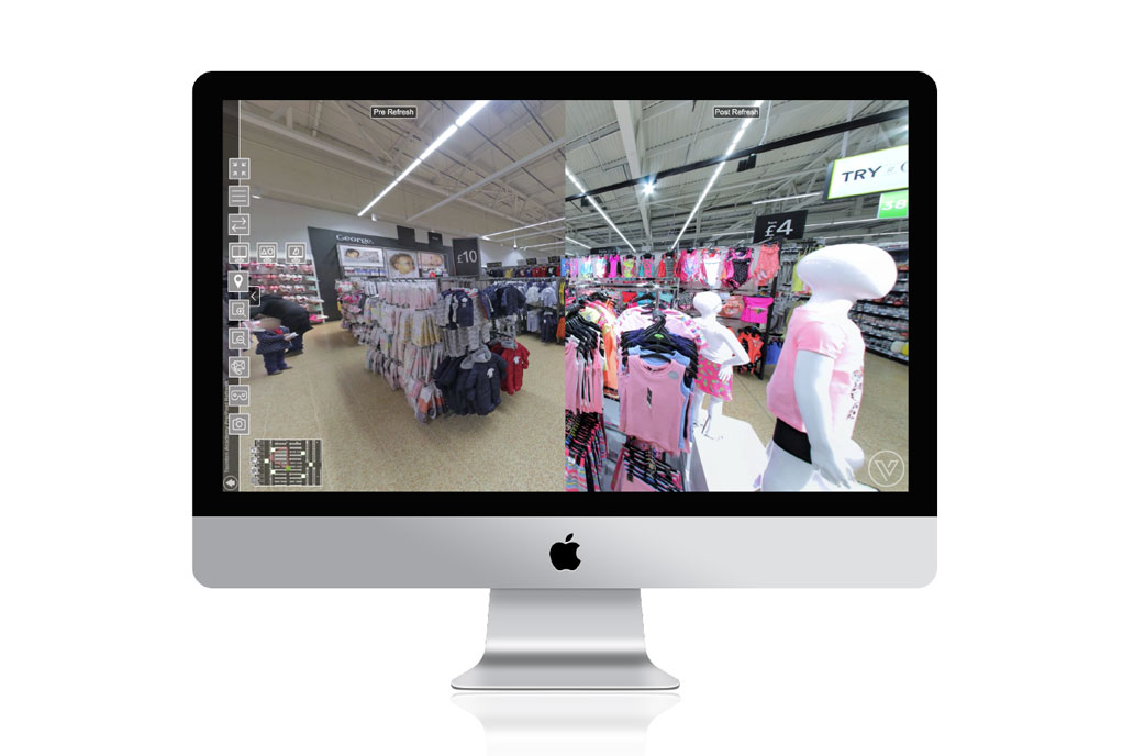 ASDA uses StoreView® by CADS