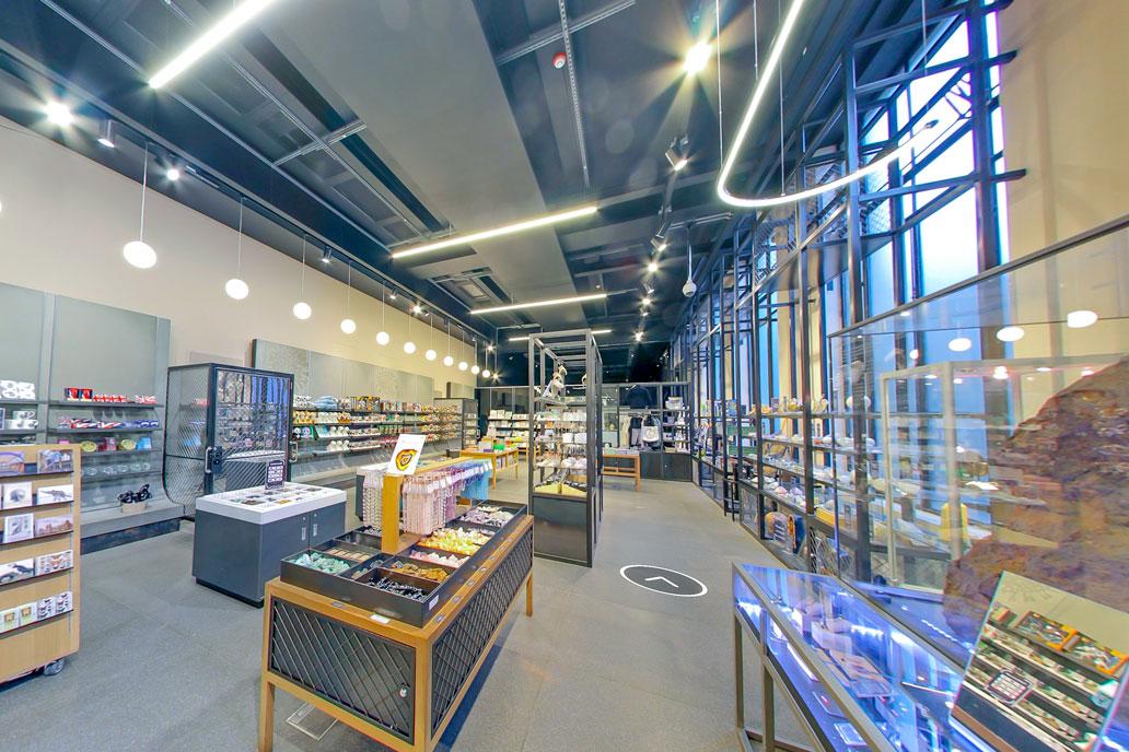 Natural History Museum's Cranbourne boutique