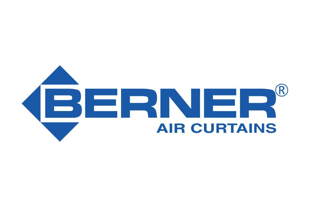 Berner air curtain logo