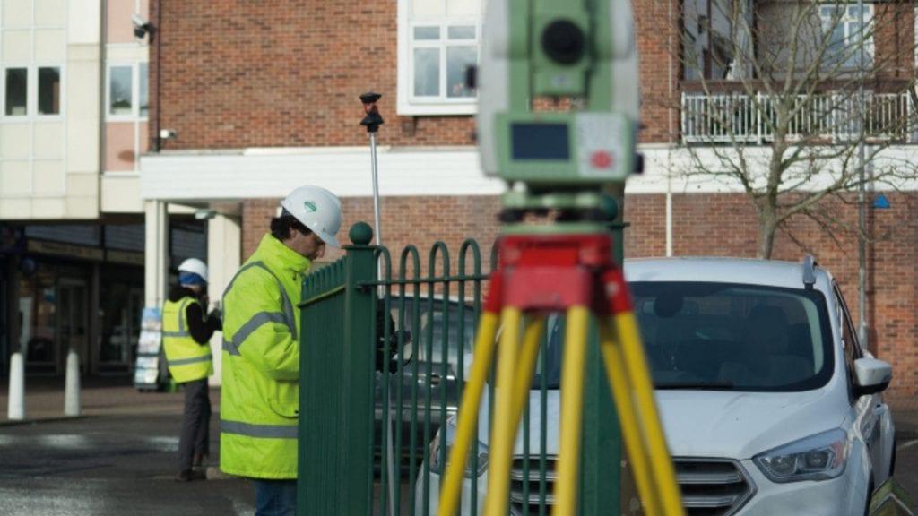 BIM Surveyor Onsite