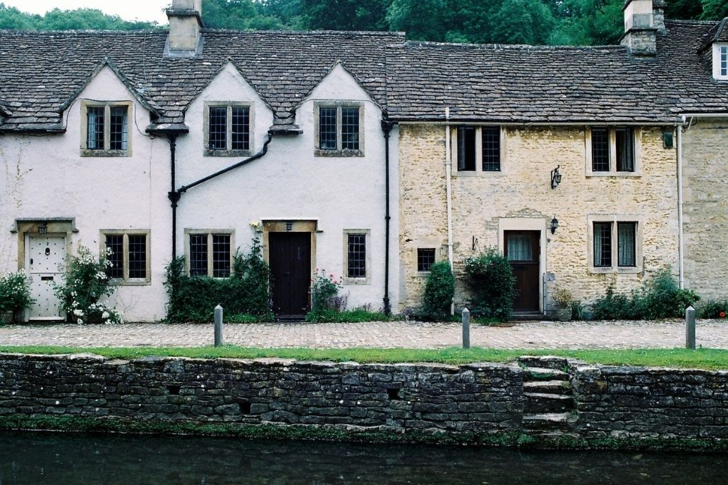 Listed houses