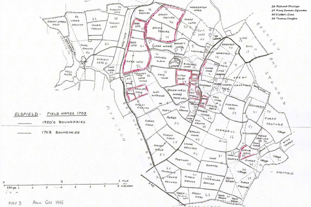 Land terrier maps