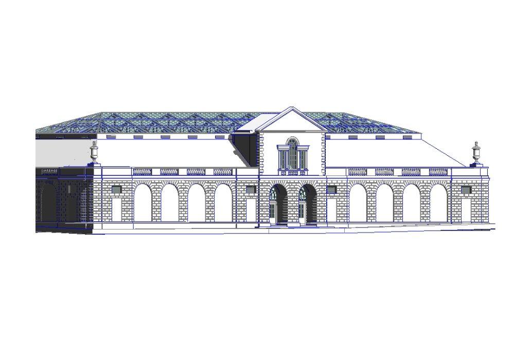 Lincoln Central Market Model