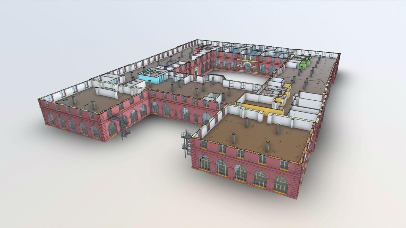 Revit® building models