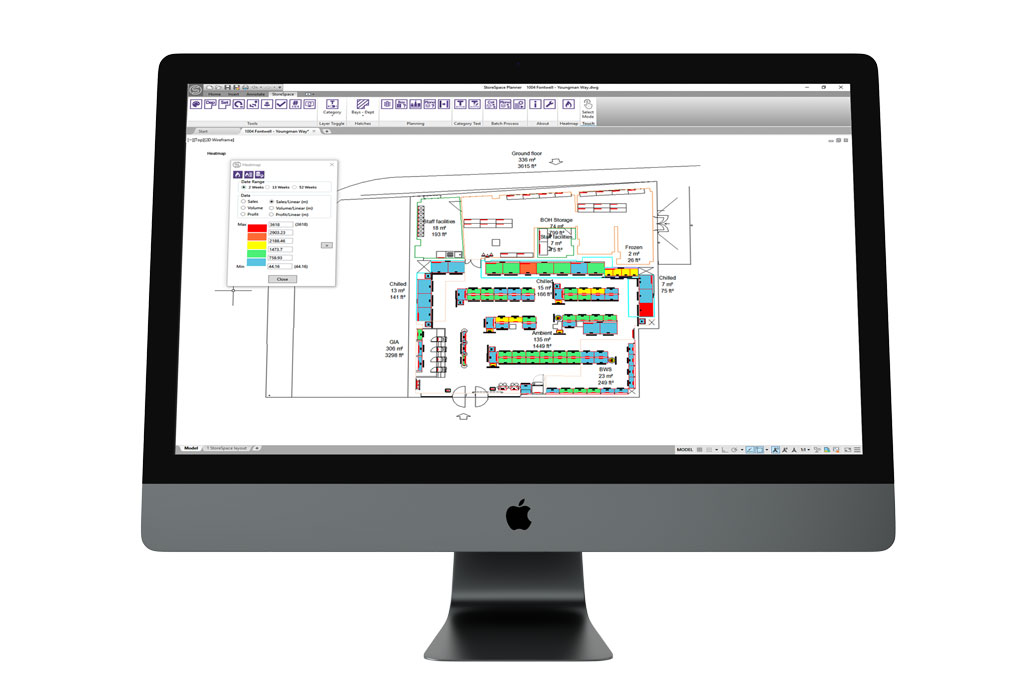 StoreSpace software