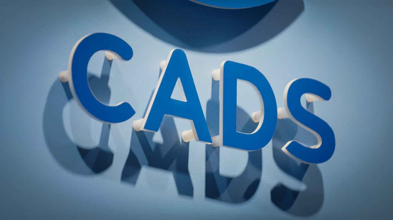 CADS on site branding